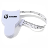 High Quality Plastic Round Shaped Measuring Tape