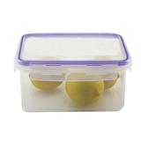 Imprinted Plastic Food And Vegetable Crisper-43.75 oz