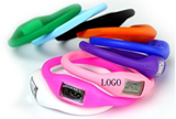 LED Silicone Sports Watch
