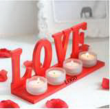 LOVE Shaped Candlestick