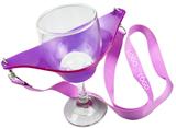 Lanyard With Wine Holder