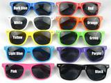 Lens sunglasses, Plastic classic sunglasses
