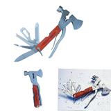Lifesaving Ax/Multi-Tool For Picnic