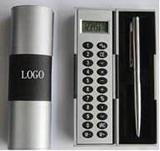 Magical Calculator Case with Pen