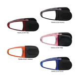 Magnetic Memo Holder Promotional Paper Clip With Rubber Grip