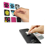 Microfiber Decals for Phone