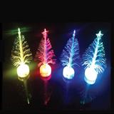 Mini Fiber Christmas Tree
