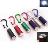 Mini LED Flashlight With KeyRing