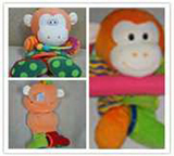 Music-playing Monkey Toy