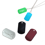 New Design High Quality Metal Dog Tag With Chain