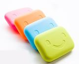 New Design Smile Silicone Key Cases