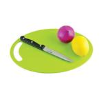 Oval Shape Plastic Chopping Board, Cutting Board