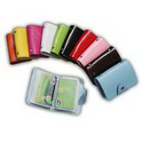 PU Leather Card Holder/Wallet