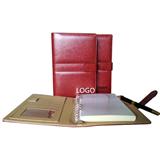 PU Leather Note Books