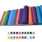 PVC budget yoga mat