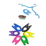 Plastic Foldable Clothes Hanger