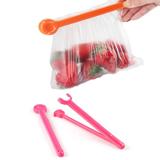 Plastic Food Storage Clip Lock
