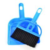 Plastic Pet Broom and Dustpan Set
