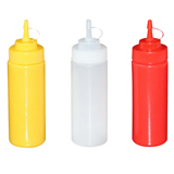 Plastic Sauce Squeeze Bottle