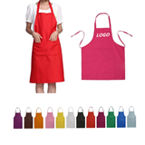Polyester Apron With Pockets