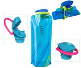 Portable Outdoor Collapsible Sports Bottle
