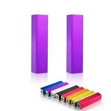 Portable Rectangular Lipstick Power Bank 2600 mAh