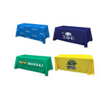 Printed Advertising  Table Covers