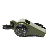 Promotional Compass Thermometer Outdoor Whistle