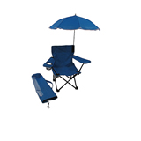 Promotional Deluxe Beach Chair With Umbrella