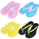 Promotional Fashion PVC Summer Beach Flip Fiops