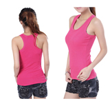 Promotional Fashionable Fitness Seamless Camisole