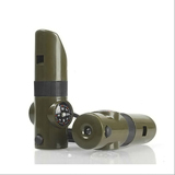 Promotional Led Compass Thermometer Outdoor Whistle