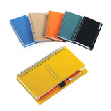 Promotional Notebook with Custom Logo