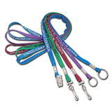 Promotional One Ply Cotton Lanyards