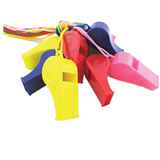 Promotional Plastic Whistle
