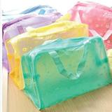 Promotional Transparent Makeup Bag