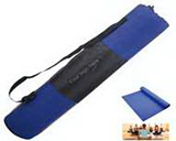 Roll-up Yoga Mat with Strap