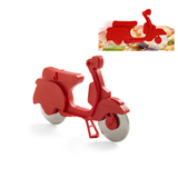 Scooter Shaped Pizza Wheel Cutter