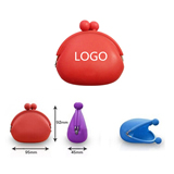 Silicone Coin Holder Wallet