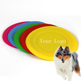 Silicone Dog/Pet Flying Disc/Toys