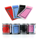 Silicone Folding Phone Pad Keyboard