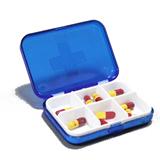 Six Lattices Pillbox