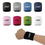 Sport Wrist Sweatband Cotton