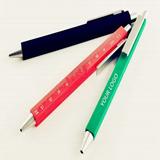 Square Ruler Ballpoint Pen