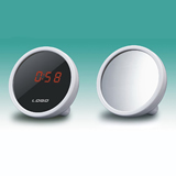 Stylish Mirror Alarm Clock