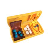 Stylish Pill Cutter And Pill Box