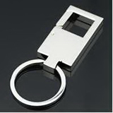 Top Grade Single Ring Metal Keychain