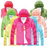 Transparent Nylon Sunproof Clothes