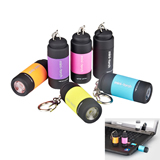 USB Charger Mini Torch/Flashlight With Keychain