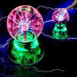 USB Glass Plasma Ball